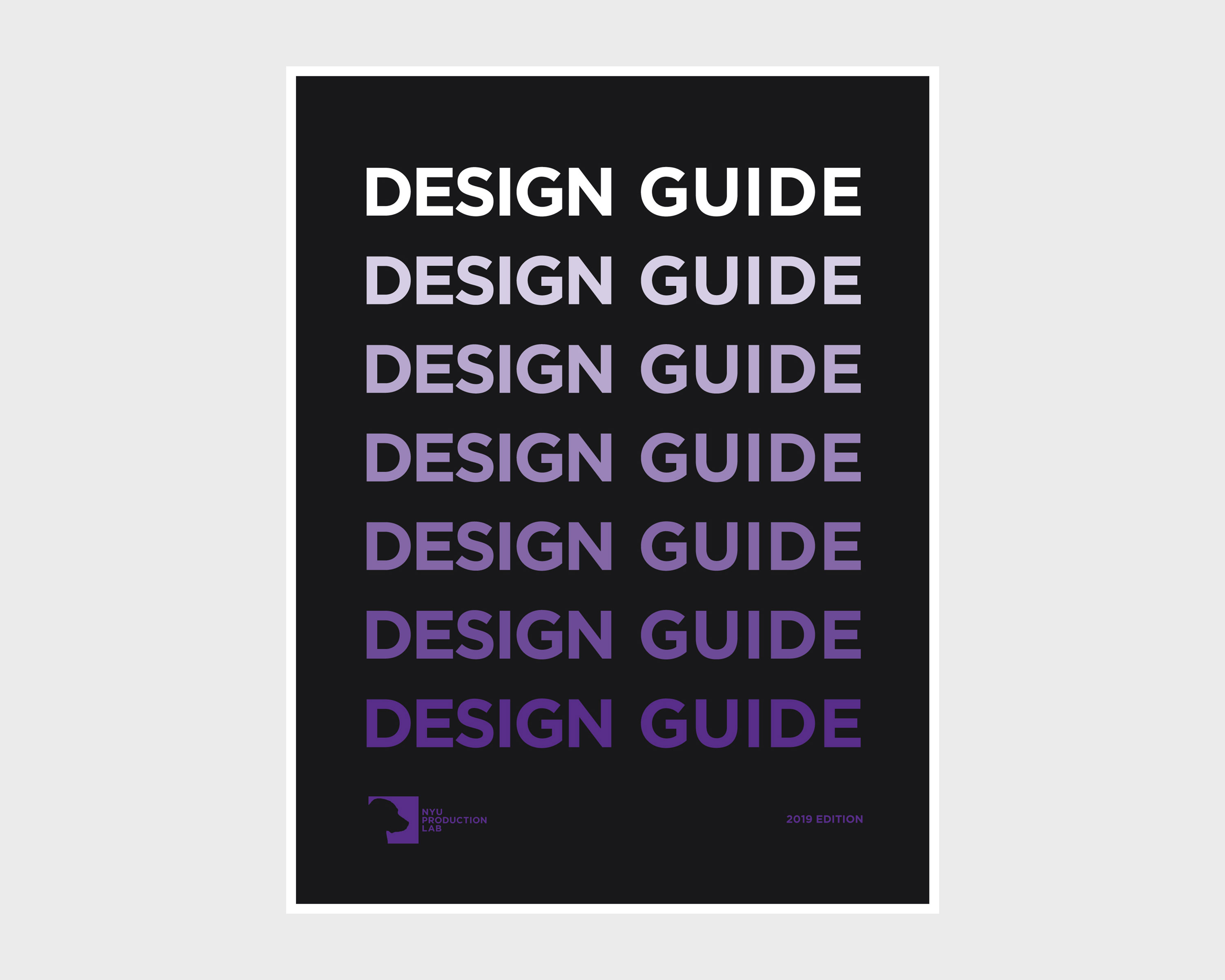 the final version of design guide